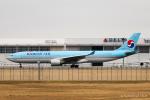 RUNWAY23.TADAさんが、成田国際空港で撮影した大韓航空 A330-323Xの航空フォト(飛行機 写真・画像)