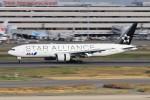 kaeru6006さんが、羽田空港で撮影した全日空 777-281の航空フォト(飛行機 写真・画像)