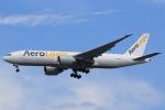 ★azusa★さんが、シンガポール・チャンギ国際空港で撮影したエアロ・ロジック 777-FZNの航空フォト(飛行機 写真・画像)