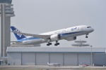 kumagorouさんが、那覇空港で撮影した全日空 787-8 Dreamlinerの航空フォト(飛行機 写真・画像)