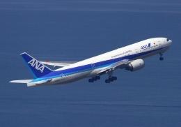 LOTUSさんが、松山空港で撮影した全日空 777-281の航空フォト(飛行機 写真・画像)