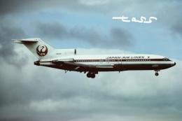 tassさんが、成田国際空港で撮影した日本航空 727-46の航空フォト(飛行機 写真・画像)