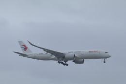 しかばねさんが、シドニー国際空港で撮影した中国東方航空 A350-941の航空フォト(飛行機 写真・画像)