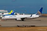 RUNWAY23.TADAさんが、大分空港で撮影したユナイテッド航空 737-824の航空フォト(飛行機 写真・画像)