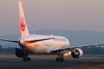 mukku@RJFKさんが、鹿児島空港で撮影した日本航空 767-346の航空フォト(飛行機 写真・画像)