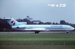 tassさんが、成田国際空港で撮影した大韓航空 727-281の航空フォト(飛行機 写真・画像)