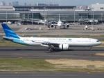 FT51ANさんが、羽田空港で撮影したガルーダ・インドネシア航空 A330-941の航空フォト(飛行機 写真・画像)