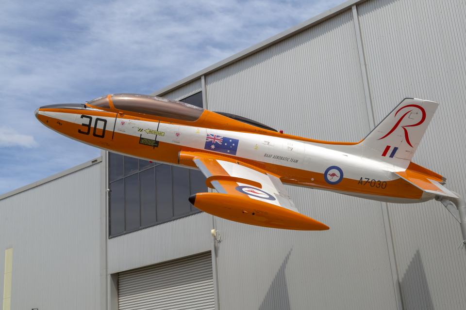 mameshibaさんのオーストラリア空軍 (A7-030) 航空フォト