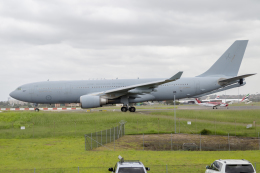 mameshibaさんが、シドニー国際空港で撮影したオーストラリア空軍 KC-30A(A330-203MRTT)の航空フォト(飛行機 写真・画像)