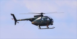 RyuRyu1212さんが、立川飛行場で撮影した陸上自衛隊 OH-6Dの航空フォト(飛行機 写真・画像)