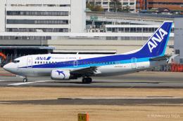 RUNWAY23.TADAさんが、伊丹空港で撮影したエアーニッポン 737-5L9の航空フォト(飛行機 写真・画像)