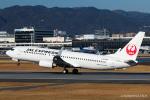RUNWAY23.TADAさんが、伊丹空港で撮影したJALエクスプレス 737-846の航空フォト(飛行機 写真・画像)