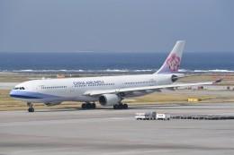 kumagorouさんが、那覇空港で撮影したチャイナエアライン A330-302の航空フォト(飛行機 写真・画像)