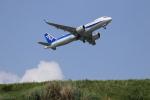 おっつんさんが、新石垣空港で撮影した全日空 A320-271Nの航空フォト(飛行機 写真・画像)