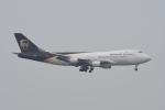 kuro2059さんが、香港国際空港で撮影したUPS航空 747-44AF/SCDの航空フォト(飛行機 写真・画像)