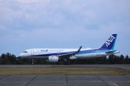 MIRAGE E.Rさんが、鳥取空港で撮影した全日空 A320-271Nの航空フォト(飛行機 写真・画像)