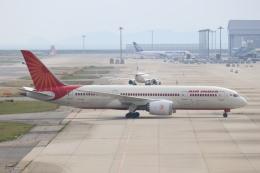 SIさんが、関西国際空港で撮影したエア・インディア 787-8 Dreamlinerの航空フォト(飛行機 写真・画像)