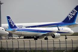 レドームさんが、羽田空港で撮影した全日空 A321-272Nの航空フォト(飛行機 写真・画像)