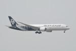 kuro2059さんが、香港国際空港で撮影したニュージーランド航空 787-9の航空フォト(飛行機 写真・画像)