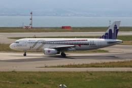 SIさんが、関西国際空港で撮影した香港エクスプレス A320-232の航空フォト(飛行機 写真・画像)