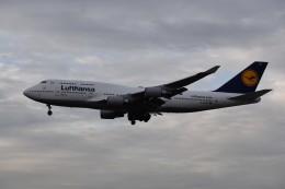 こじゆきさんが、フランクフルト国際空港で撮影したルフトハンザドイツ航空 747-430の航空フォト(飛行機 写真・画像)