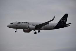 航空フォト:D-AINR ルフトハンザドイツ航空 A320neo