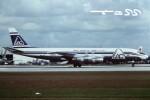 tassさんが、マイアミ国際空港で撮影したリナス・アエレアス・デル・カリブ DC-8-52の航空フォト(飛行機 写真・画像)