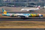 RUNWAY23.TADAさんが、羽田空港で撮影した全日空 777-381の航空フォト(飛行機 写真・画像)