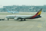 Love Airbus350さんが、仁川国際空港で撮影したアシアナ航空 767-38Eの航空フォト(飛行機 写真・画像)