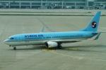 Love Airbus350さんが、仁川国際空港で撮影した大韓航空 737-8B5の航空フォト(飛行機 写真・画像)