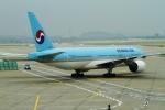 Love Airbus350さんが、仁川国際空港で撮影した大韓航空 777-2B5/ERの航空フォト(飛行機 写真・画像)