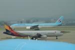 Love Airbus350さんが、仁川国際空港で撮影したアシアナ航空 A321-231の航空フォト(飛行機 写真・画像)