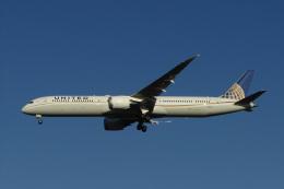 Y.Kさんが、成田国際空港で撮影したユナイテッド航空 787-10の航空フォト(飛行機 写真・画像)
