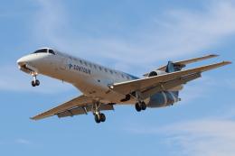 キャスバルさんが、フェニックス・スカイハーバー国際空港で撮影したコンツアー・アビエーション ERJ-135LRの航空フォト(飛行機 写真・画像)