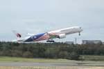 GAさんが、成田国際空港で撮影したマレーシア航空 A350-941の航空フォト(飛行機 写真・画像)