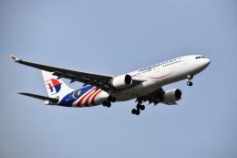 こじゆきさんが、スワンナプーム国際空港で撮影したマレーシア航空 A330-223の航空フォト(飛行機 写真・画像)