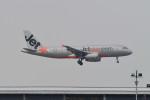 kuro2059さんが、香港国際空港で撮影したジェットスター・アジア A320-232の航空フォト(飛行機 写真・画像)
