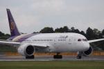 Runway747さんが、成田国際空港で撮影したタイ国際航空 787-8 Dreamlinerの航空フォト(飛行機 写真・画像)
