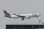 kuro2059さんが、香港国際空港で撮影したフィジー・エアウェイズ A330-243の航空フォト(飛行機 写真・画像)