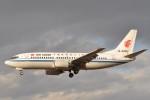 kumagorouさんが、仙台空港で撮影した中国国際航空 737-33Aの航空フォト(飛行機 写真・画像)