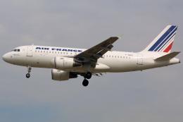 航空フォト:F-GRHZ エールフランス航空 A319