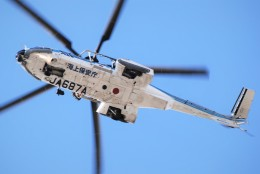 omi3さんが、関西国際空港で撮影した海上保安庁 EC225LP Super Puma Mk2+の航空フォト(飛行機 写真・画像)