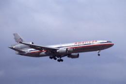 kumagorouさんが、成田国際空港で撮影したアメリカン航空 MD-11の航空フォト(飛行機 写真・画像)