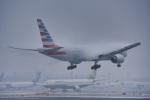 パンダさんが、成田国際空港で撮影したアメリカン航空 777-223/ERの航空フォト(飛行機 写真・画像)