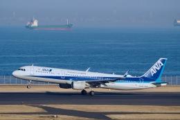 starlightさんが、羽田空港で撮影した全日空 A321-211の航空フォト(飛行機 写真・画像)