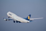 starlightさんが、羽田空港で撮影したルフトハンザドイツ航空 747-830の航空フォト(飛行機 写真・画像)