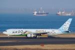 starlightさんが、羽田空港で撮影したAIR DO 767-381の航空フォト(飛行機 写真・画像)