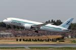 Cozy Gotoさんが、成田国際空港で撮影したZIPAIR 787-8 Dreamlinerの航空フォト(飛行機 写真・画像)