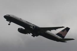 Mr.boneさんが、嘉手納飛行場で撮影したノースアメリカン航空 757-28Aの航空フォト(飛行機 写真・画像)