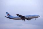 kumagorouさんが、成田国際空港で撮影した大韓航空 A300B4-622Rの航空フォト(飛行機 写真・画像)